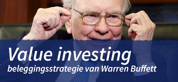 Wat is value investing? Alles over de beleggingstechniek van Warren Buffett